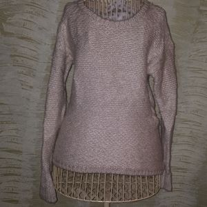 Ann Taylor cream pullover sweater